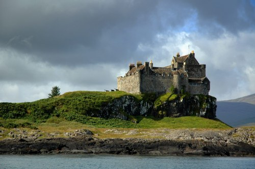 Duart-Castle-Isle-of-Mull-Scotland